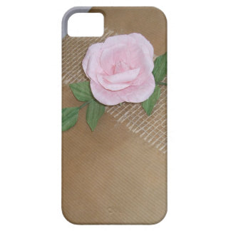 paper rose iPhone SE/5/5s case