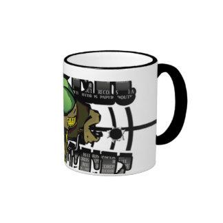 Paper Route Recordz Ringer Mug