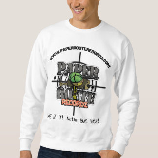 Paper Route Recordz Sweater