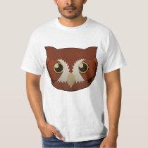 Paper Screech-Owl T-Shirt