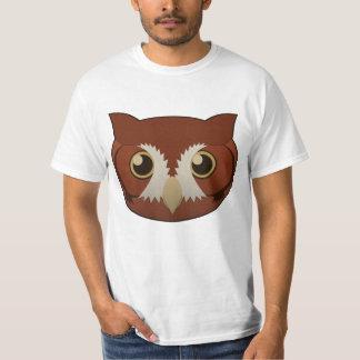 Paper Screech-Owl Tee Shirt