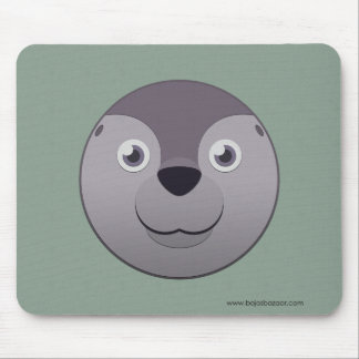 Paper Seal Mouse Pad