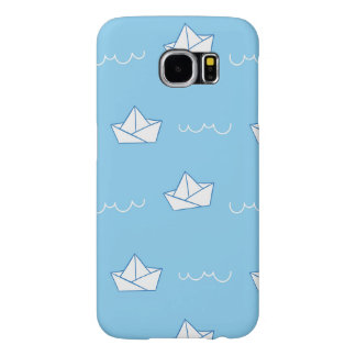 Paper Ships Phone Case