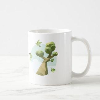 Paper Skyland Coffee Mug