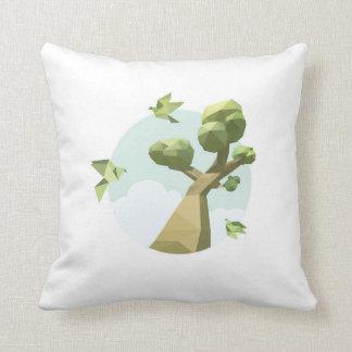 Paper Skyland Pillow