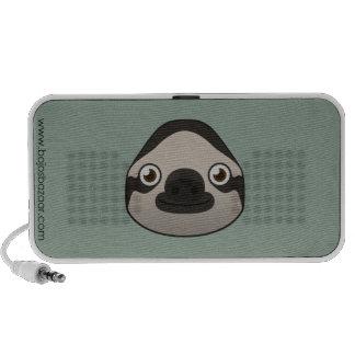 Paper Sloth Mp3 Speakers