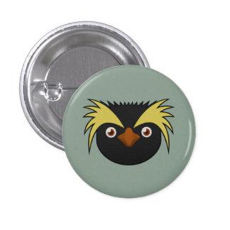 Paper Southern Rockhopper Penguin Pins