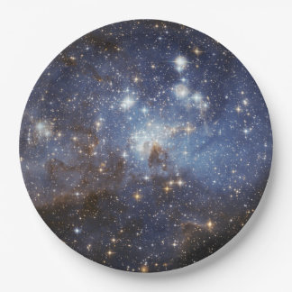 Paper Space Plates - galaxy