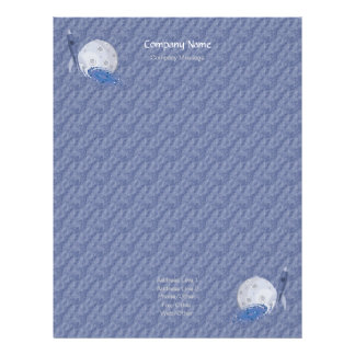 Paper Space Stationery Letterhead