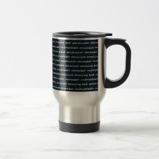 paper-spec NAVYBLUE TYPOGRAPHY MOTIVATIONAL SAYING Coffee Mugs