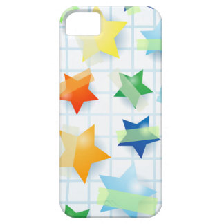 Paper stars, iPhone 5 case