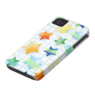 Paper stars, iPhone case