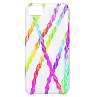 paper streamer iPhone 5C cover