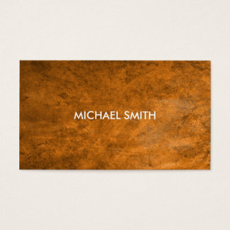 Paper - The business card
