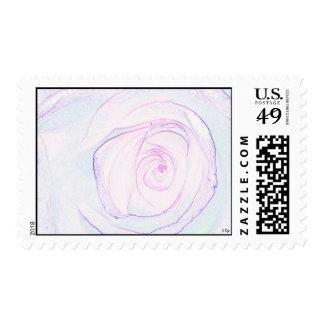 paper thin, S Cyr Postage Stamp