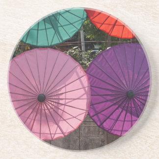 paper umbrella coaster