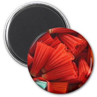 paper umbrella magnet