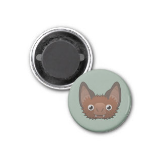 Paper Vampire Bat Magnets