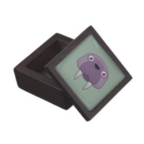 Paper Walrus Magnetic Gift Box