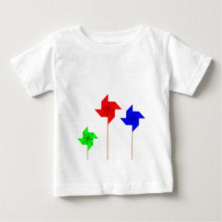 Paper Windmill Baby T-Shirt