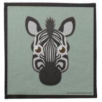 Paper Zebra Napkins (4x)