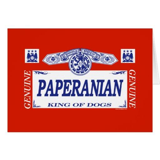 Paperanian Tarjeta De Felicitación