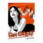 Paperback Postcard: Sin Street