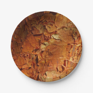 Paperbark Maple Paper Plate
