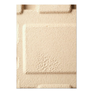 Paperboard mold pattern card