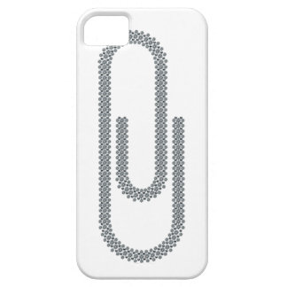 paperclip iPhone SE/5/5s case