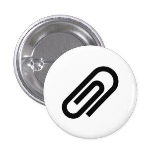 Paperclip Pictogram Button