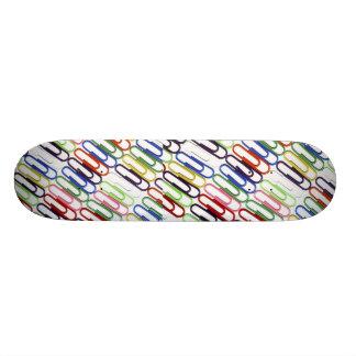 Paperclip Skateboard