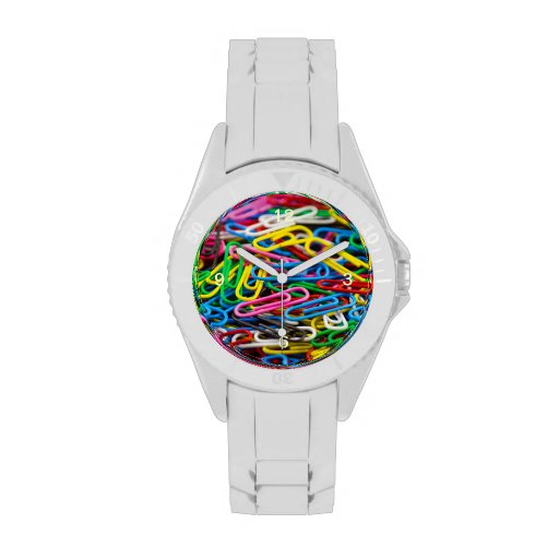 Paperclips Wristwatches