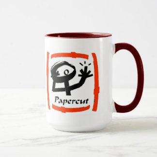 Papercut Coffee Mugs