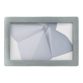 PaperDecisionMaker052215.png Rectangular Belt Buckle