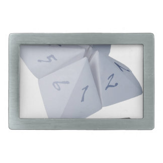 PaperDecisionMakerWithNumbers052215.png Rectangular Belt Buckle