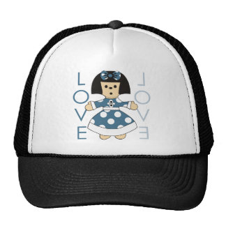 Paperdoll Mesh Hat