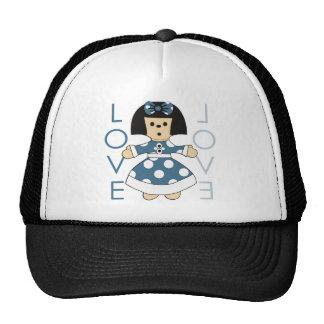 Paperdoll Trucker Hat