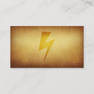 Fast business cards zazzle papered archive lightning fast business card colourmoves