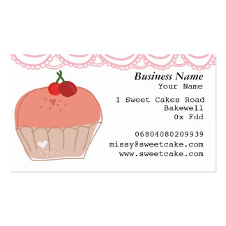 PaperFruit Bakers Business Card