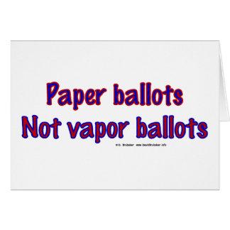 PaperNotVapor Card