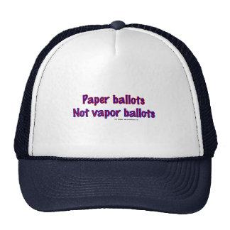 PaperNotVapor Trucker Hat