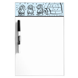 Paperweight Dry Erase Board