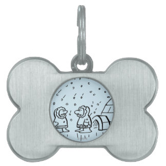 Paperweight Pet Name Tags