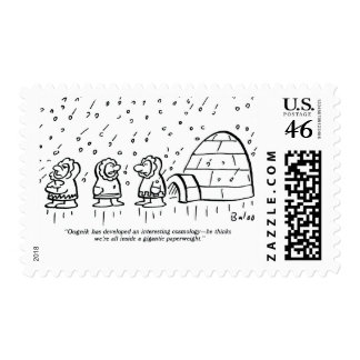 Paperweight Stamp