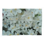 Paperwhite Narcissus Delicate White Flowers Hand Towel