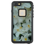 Paperwhite Narcissus Delicate White Flowers LifeProof FRĒ iPhone 6/6s Plus Case