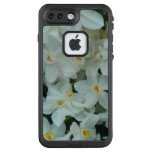 Paperwhite Narcissus Delicate White Flowers LifeProof FRĒ iPhone 7 Plus Case