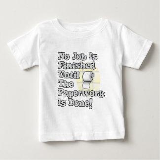 Paperwork Baby T-Shirt