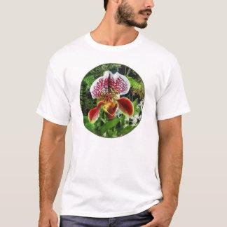 Paph Fiordland Sunset Orchid T-Shirt